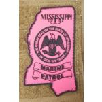 Mississippi Department of Marine Resources- Marine Patrol